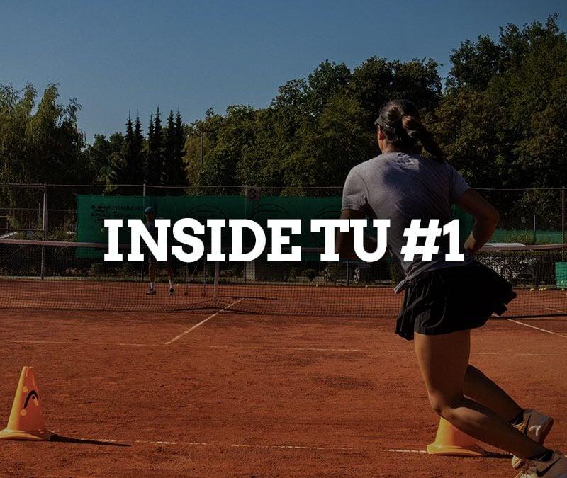 INSIDE TU #1 – 3-MINUTEN-DRILL
