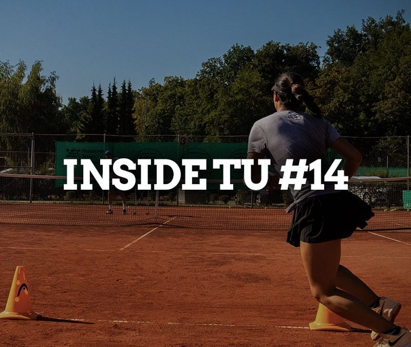 INSIDE TU #14 – THE CLEAN VOLLEY