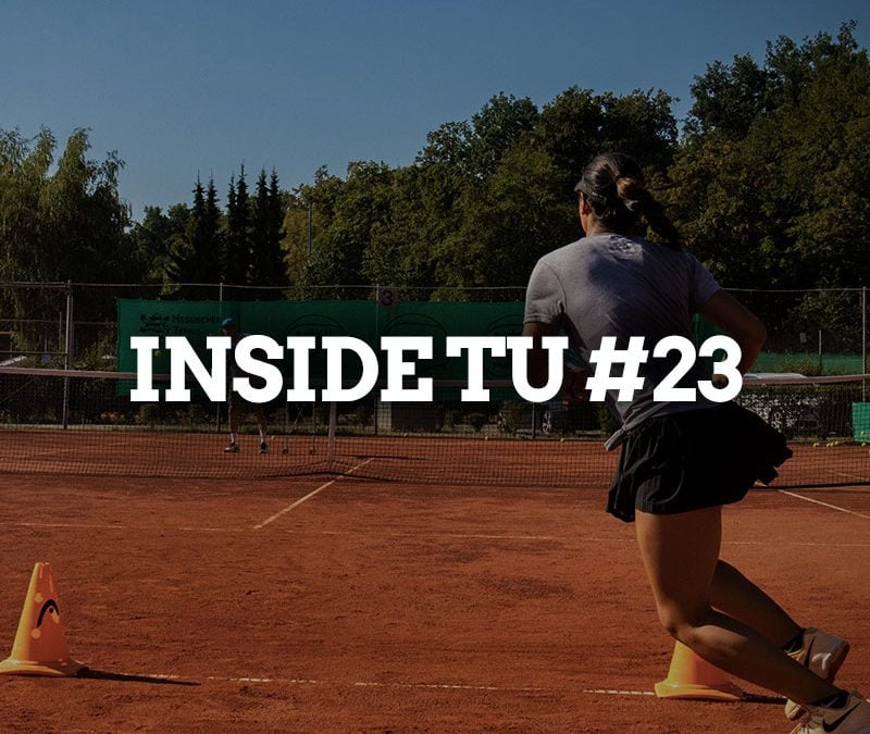 INSIDE TU #23 – FITNESS SESSION OUTSIDE
