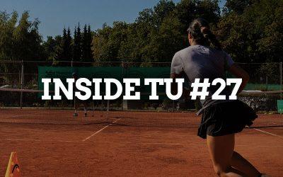 INSIDE TU #27 – AUFSCHLAG- UND VORHANDGENAUIGKEIT