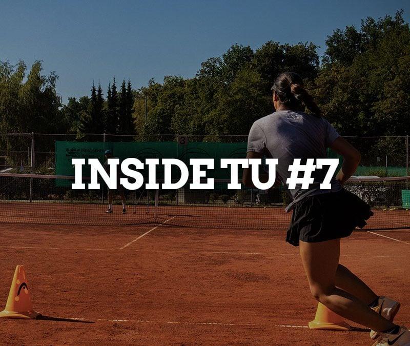 INSIDE TU #7 – VOLLEY, VOLLEY, SCHMETTERBALL