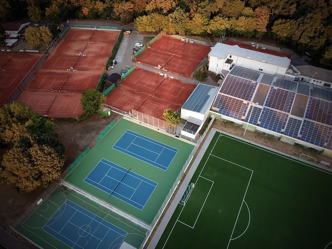 Hessischer Tennisverband Anlage