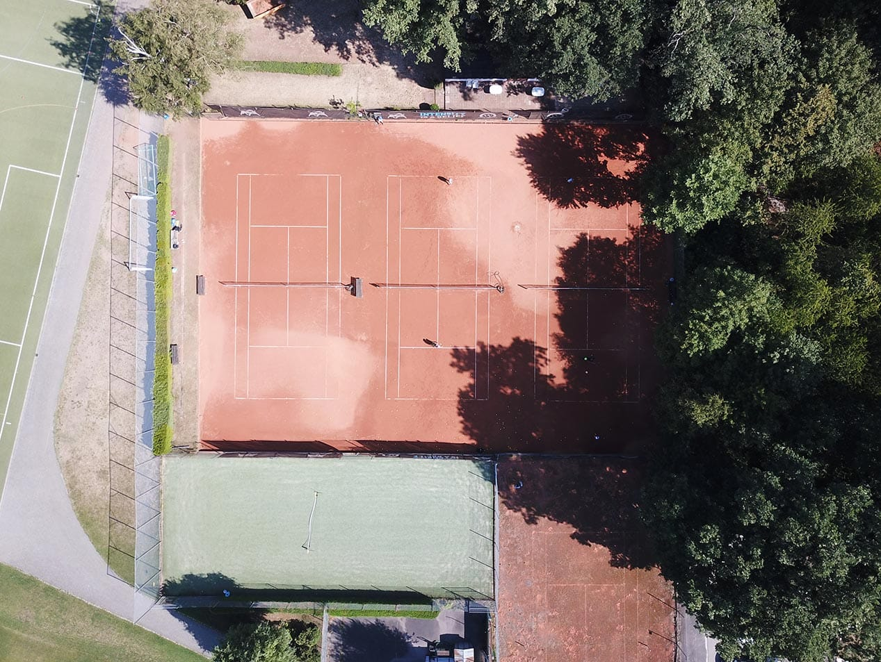 Tennisplatzanlage | BSC 1899 Offenbach am Main