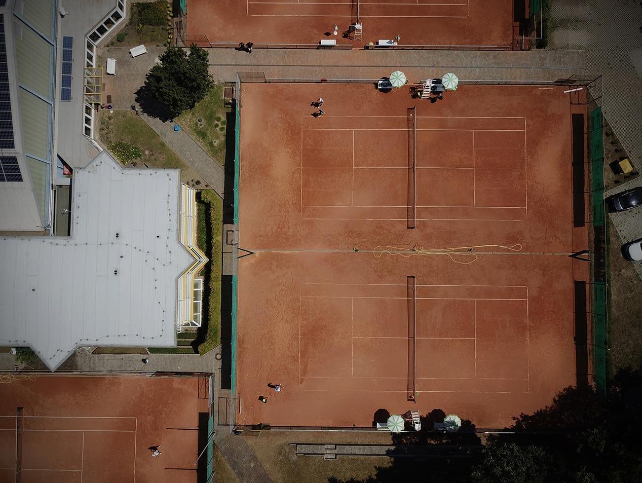 Sandplätze | Hessischer Tennisverband - HTV