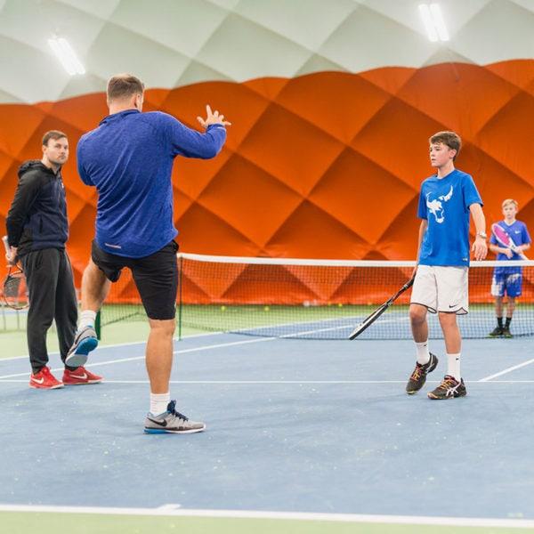 Neujahr Camp | Tennis-University