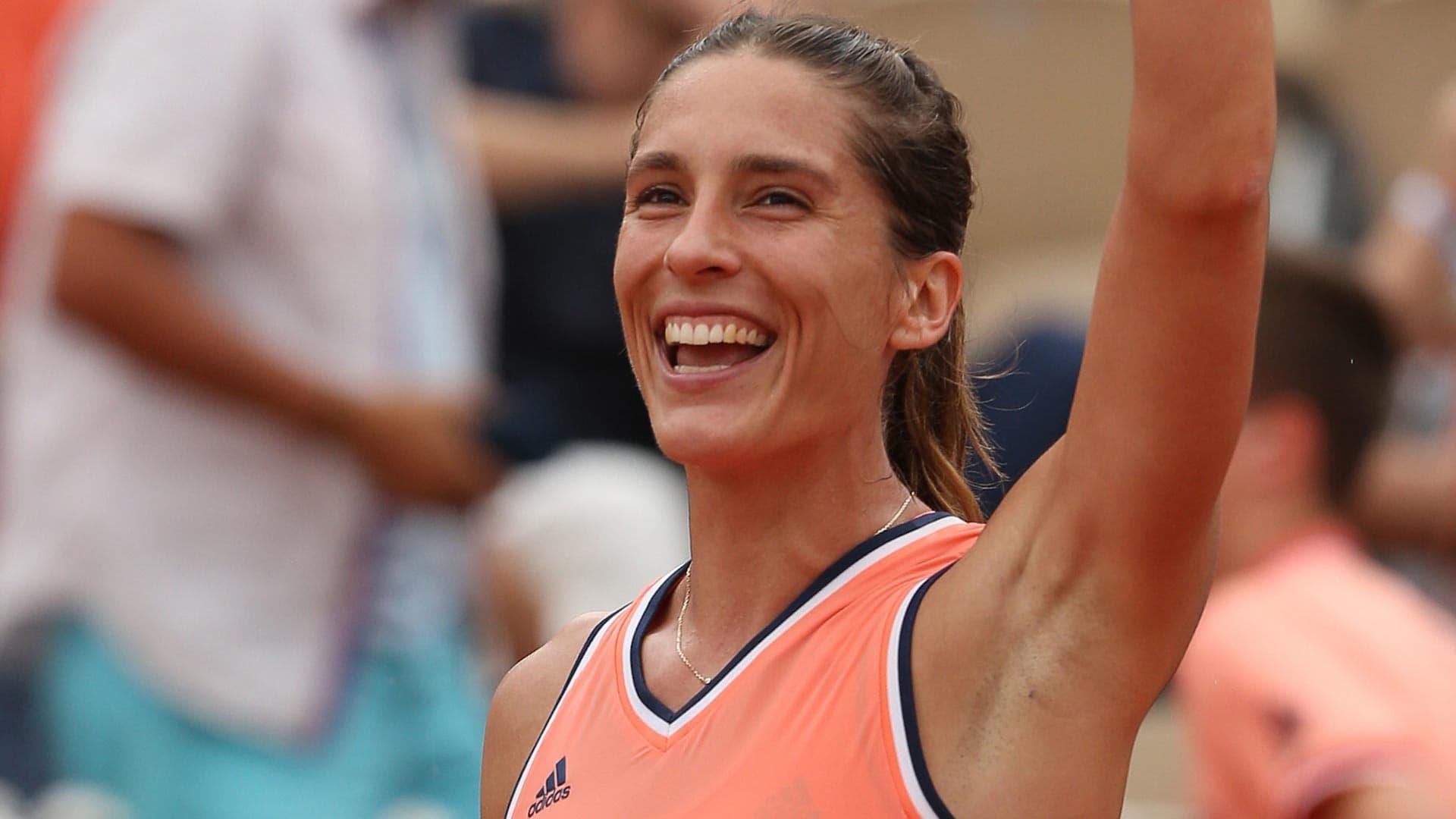 6 WTA TITEL MIT DER TU – ANDREA PETKOVIC