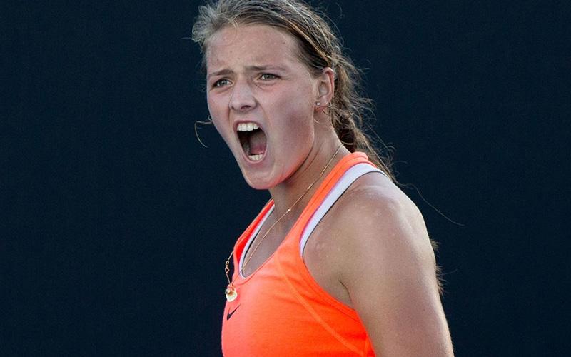Von der besten Junioren-Spielerin zum WTA-Profi – Jule Niemeier