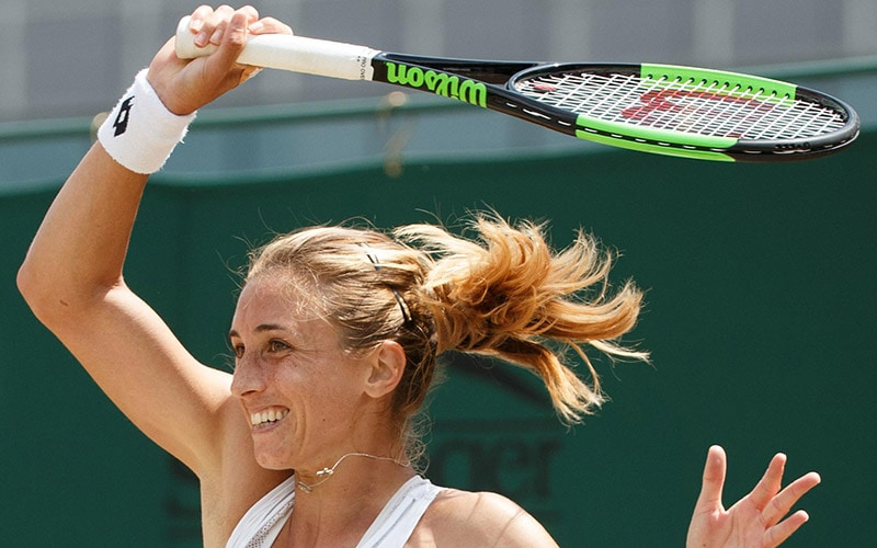 Made it back into the Top 40 – Petra Martic