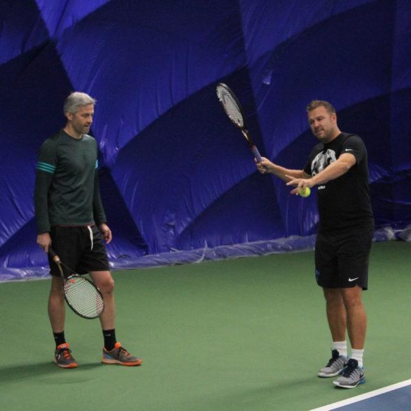 Schlaganalyse mit Alexander Waske | Tennis-University