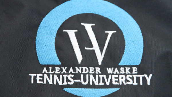 Trainingstasche Logo | Tennis-University