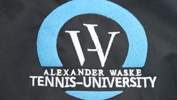 Trainingstasche Logo   Tennis-University