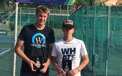 Tennis-University News – Vierte Novemberwoche