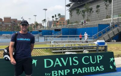 Rohan Williams- Neuer Head Coach Tennis